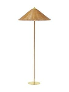 Gubi - Tynell 9602 -lattiavalaisin - WICKER WILLOW | Stockmann