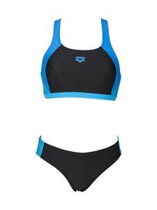 Arena - Ren-bikinit - 508 BLACK-BIX BLUE-TURQUOISE | Stockmann