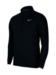 Nike - Dri Fit Element -verryttelypaita - 010 BLACK/REFLECTIVE SILV | Stockmann