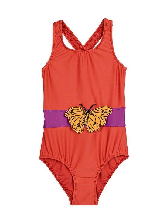 Mini Rodini - Butterfly Sporty -uimapuku - RED | Stockmann - photo 1