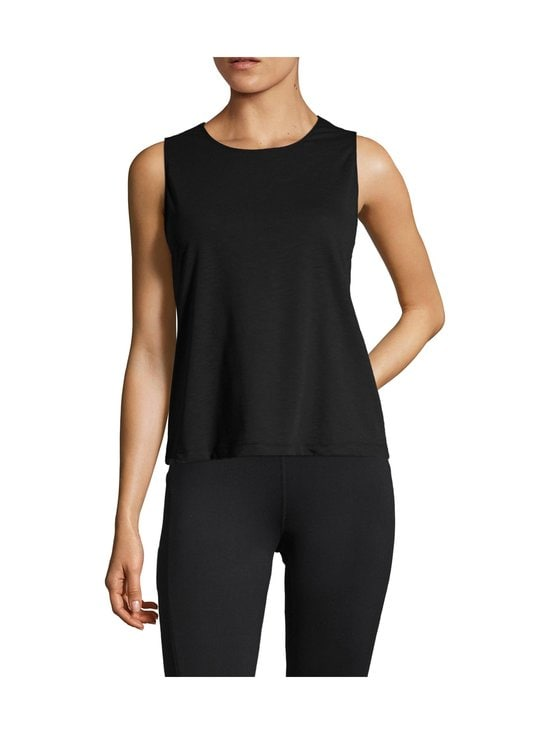 Casall - Essential Texture Tank -toppi - 901 BLACK | Stockmann - photo 4