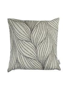 Røros Tweed - Flette-sisustustyyny 50 x 50 cm - NATURAL | Stockmann