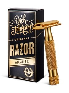 Dick Johnson - Safety Razor -partahöylä - null | Stockmann