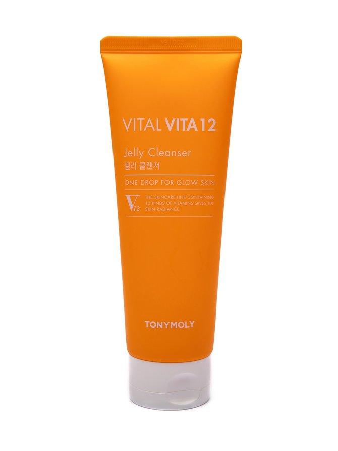 Vita 12 Jelly Cleanser -puhdistushyytelö 150 ml