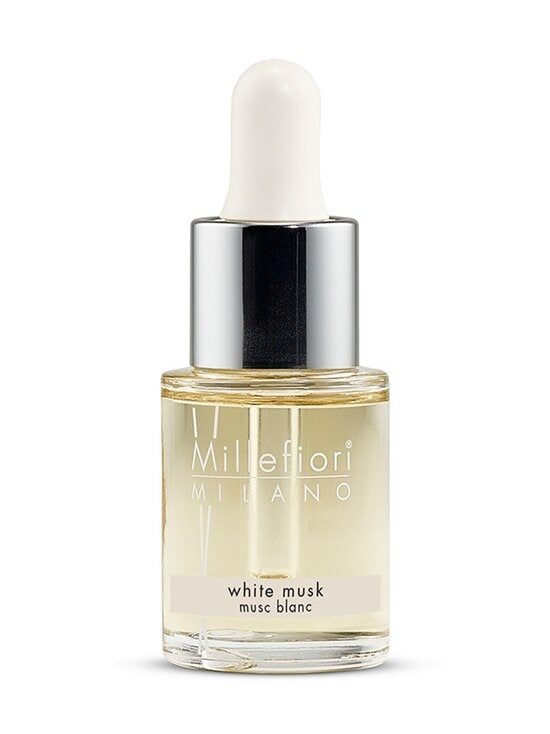 Millefiori - Water-Soluble Fragrance White Musk -huonetuoksu 15 ml - NOCOL | Stockmann - photo 1