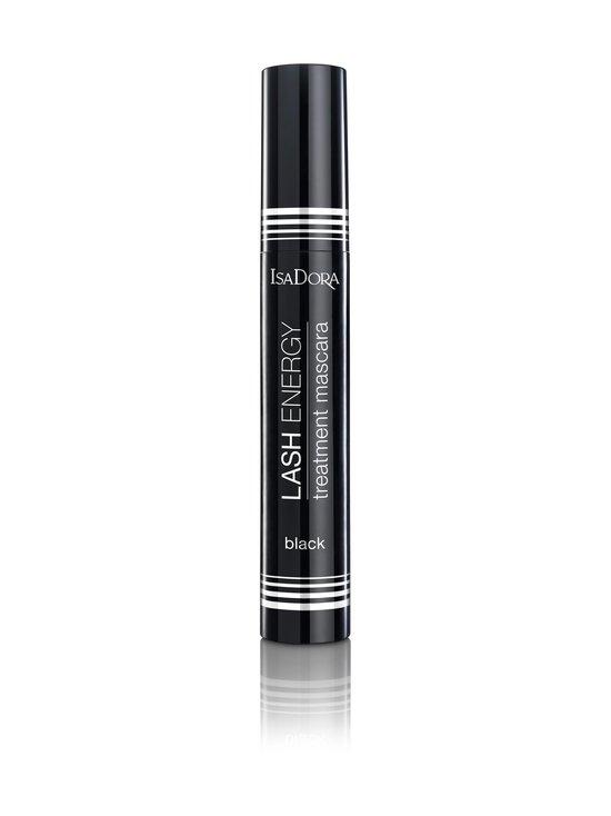 Isadora - Lash Energy Treatment Mascara -ripsiväri 14 ml - 01 BLACK | Stockmann - photo 1
