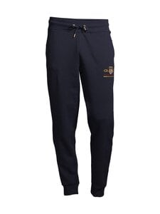 GANT - Archive Shield Sweatpants -collegehousut - 433 EVENING BLUE | Stockmann