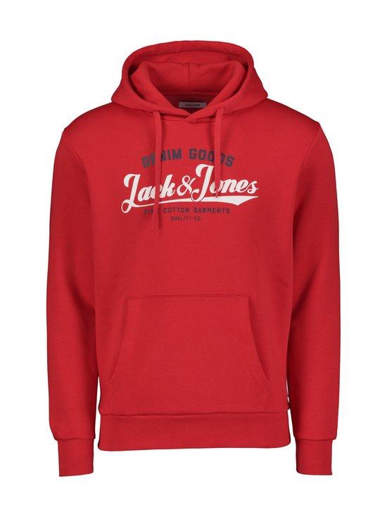 Jack & Jones - JjeLogo-huppari - TANGO RED | Stockmann - photo 1