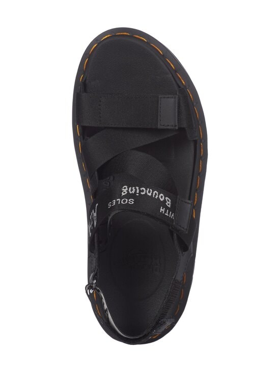 Dr. Martens - Kimber-sandaalit - BLACK   Stockmann - photo 3