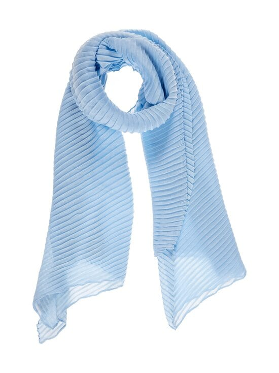 A+more - Free Crinkle Scarf -huivi - LIGHT BLUE | Stockmann - photo 1