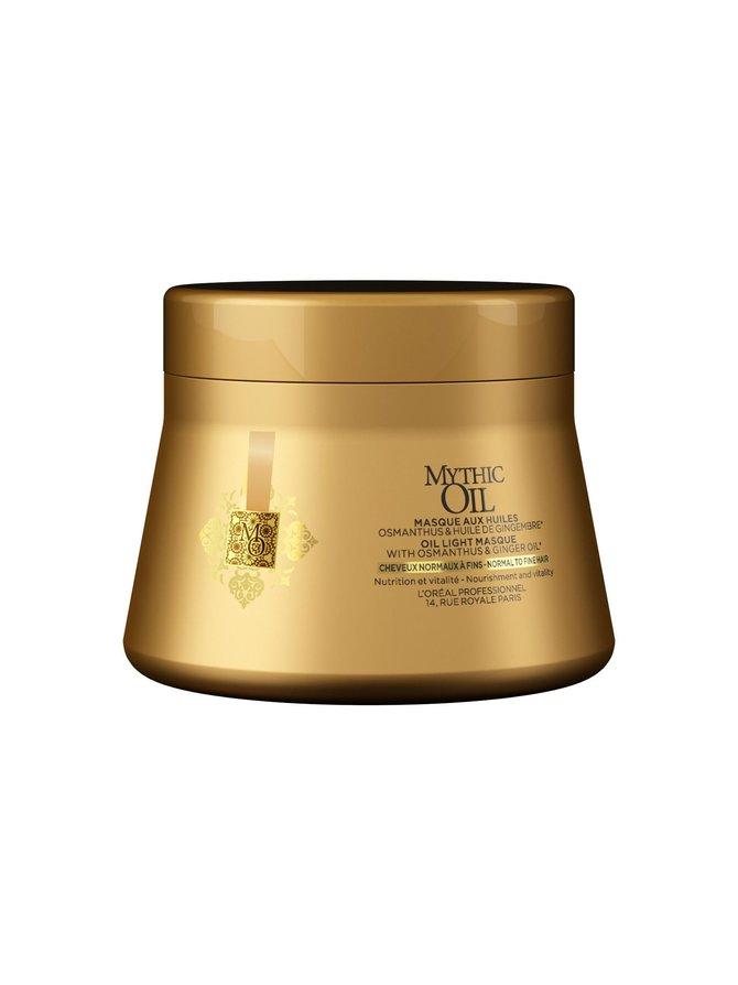 Mythic Oil Masque For Fine Hair -hoitonaamio 200 ml