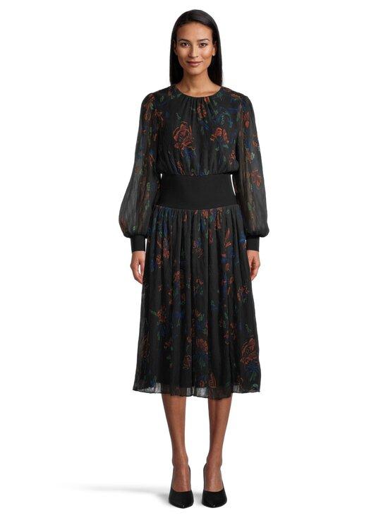 Tory Burch - Rib-Waist Dress -mekko - 967 BLACK CBO | Stockmann - photo 2