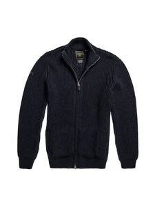 Superdry - Down Hill -neuletakki - APX DOWNHILL NAVY | Stockmann
