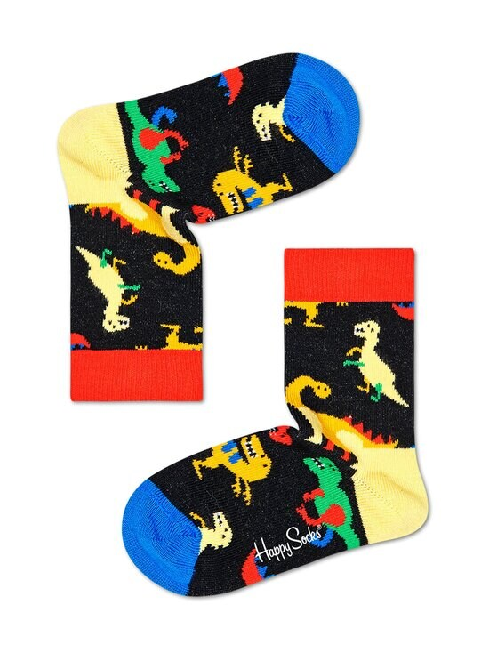 Happy Socks - Dinosaur-sukat - 6500 MULTICOLOR | Stockmann - photo 1