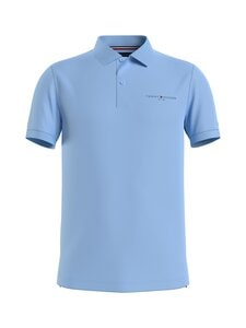 Tommy Hilfiger - Clean Jersey Slim Polo -pikeepaita - C3Q SWEET BLUE | Stockmann