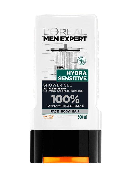 L'ORÉAL MEN EXPERT - Men Expert Hydra Sensitive -suihkugeeli 300 ml | Stockmann - photo 1