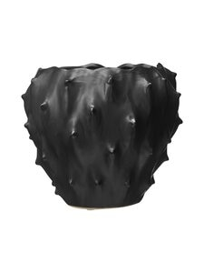 Wikholm Form - Jacqueline Pot -ruukku 20 x 19 cm - BLACK MATTE   Stockmann