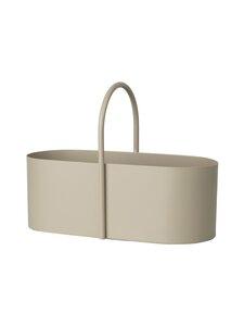 Ferm Living - Grib Toolbox -säilytyslaatikko - CASHMERE | Stockmann