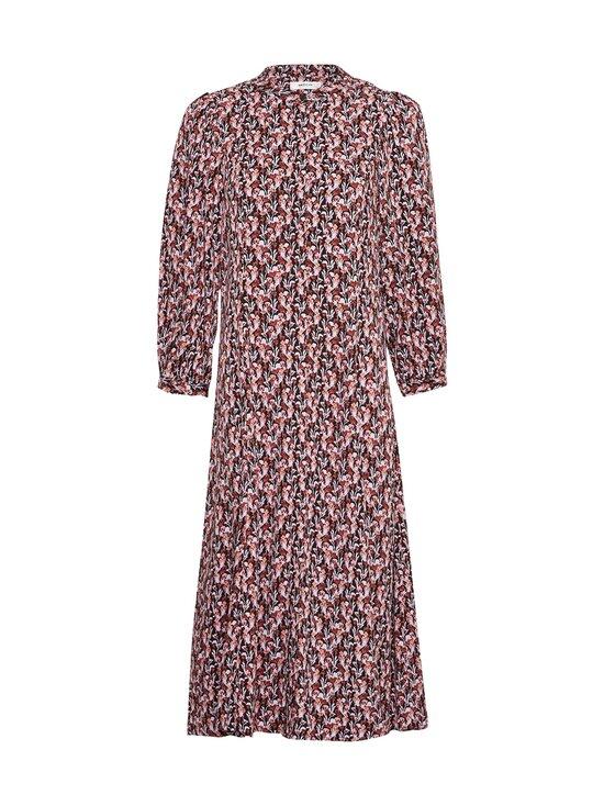 Moss Copenhagen - Karola Raye 3/4 Dress -mekko - BLK FLOWER | Stockmann - photo 1