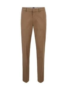 BOSS - Kaito1-housut - 254 DARK BEIGE | Stockmann