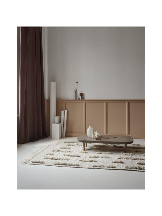 Sera Helsinki - Laine-villamatto 200 x 300 cm - WHITE | Stockmann - photo 3