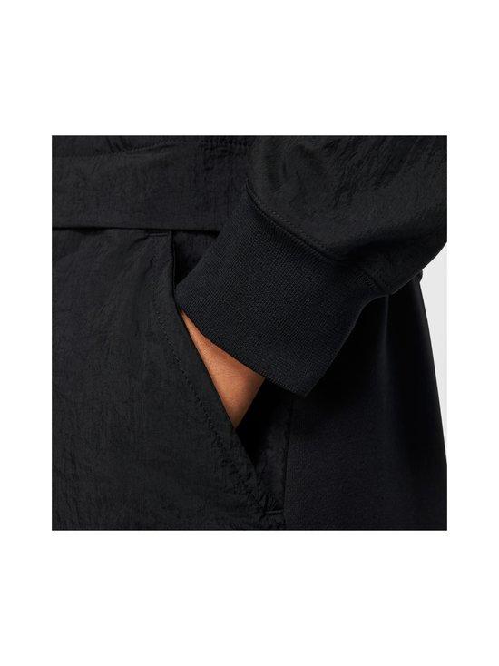 Nike - Sportswear Older Kids' Fleece Parka -takki - BLACK/BLACK/ATMOSPHERE GREY   Stockmann - photo 8