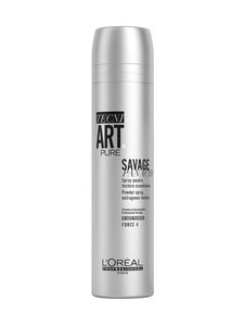 L'Oréal Professionnel - Tecni.ART Savage Panache Pure -puuterisuihke 250 ml | Stockmann