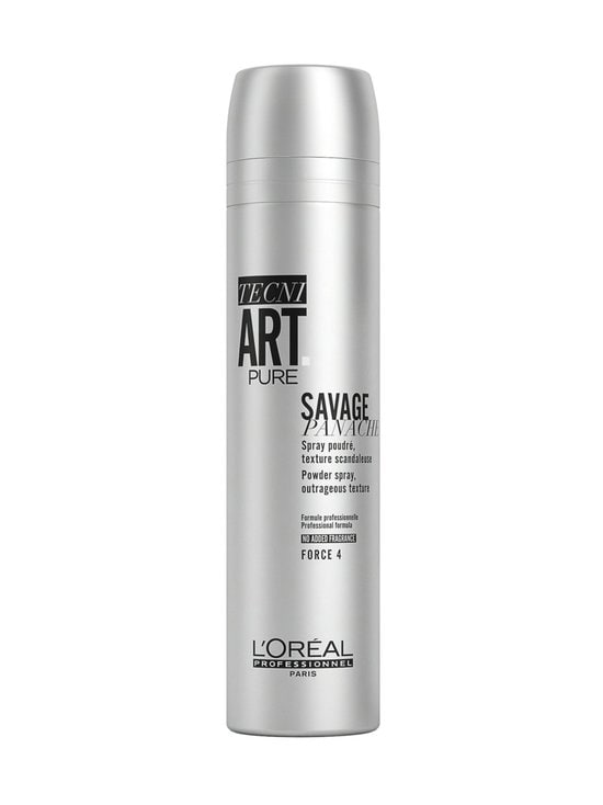 L'Oréal Professionnel - Tecni.ART Savage Panache Pure -puuterisuihke 250 ml - NOCOL | Stockmann - photo 1