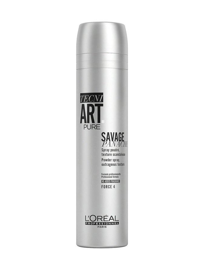 Tecni.ART Savage Panache Pure -puuterisuihke 250 ml