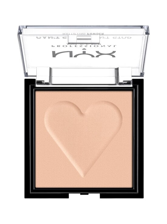 NYX Professional Makeup - Can't Stop Won't Stop Mattifying Powder -meikkipuuteri 6 g - 04 MEDIUM | Stockmann - photo 4