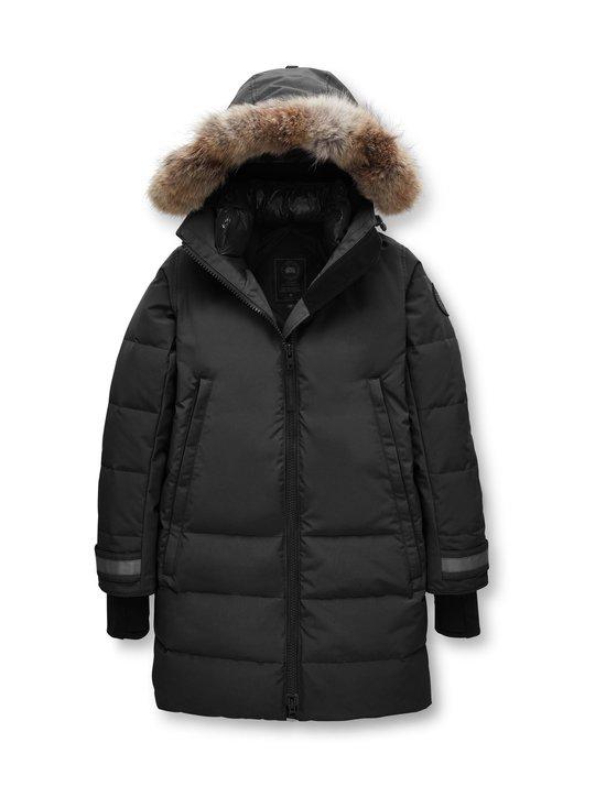 Canada Goose Black label - Kenton Parka -untuvatakki - 61 BLACK - NOIR | Stockmann - photo 1