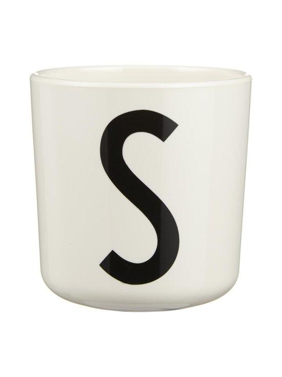 Design Letters - Kirjainmuki, S - VALKOINEN/MUSTA | Stockmann - photo 1