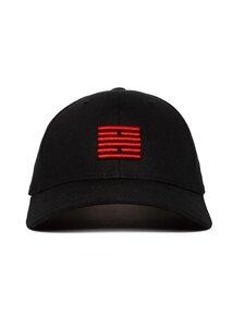 BILLEBEINO - Curve Brick Cap -lippalakki - 99 BLACK | Stockmann