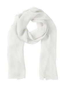 Fraas - Silkkihuivi - 010 WHITE | Stockmann