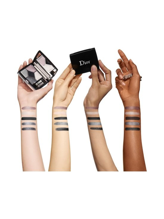 DIOR - 5 Couleurs Couture Eyeshadow Palette -luomiväripaletti 70 g - 079 BLACK BOW | Stockmann - photo 4
