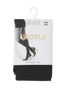 Oroblu - Different 80 den -polvisukat - MUSTA   Stockmann