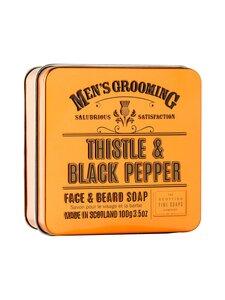 The Scottish Fine Soaps - Thistle & Black Pepper -partasaippua 100 g | Stockmann
