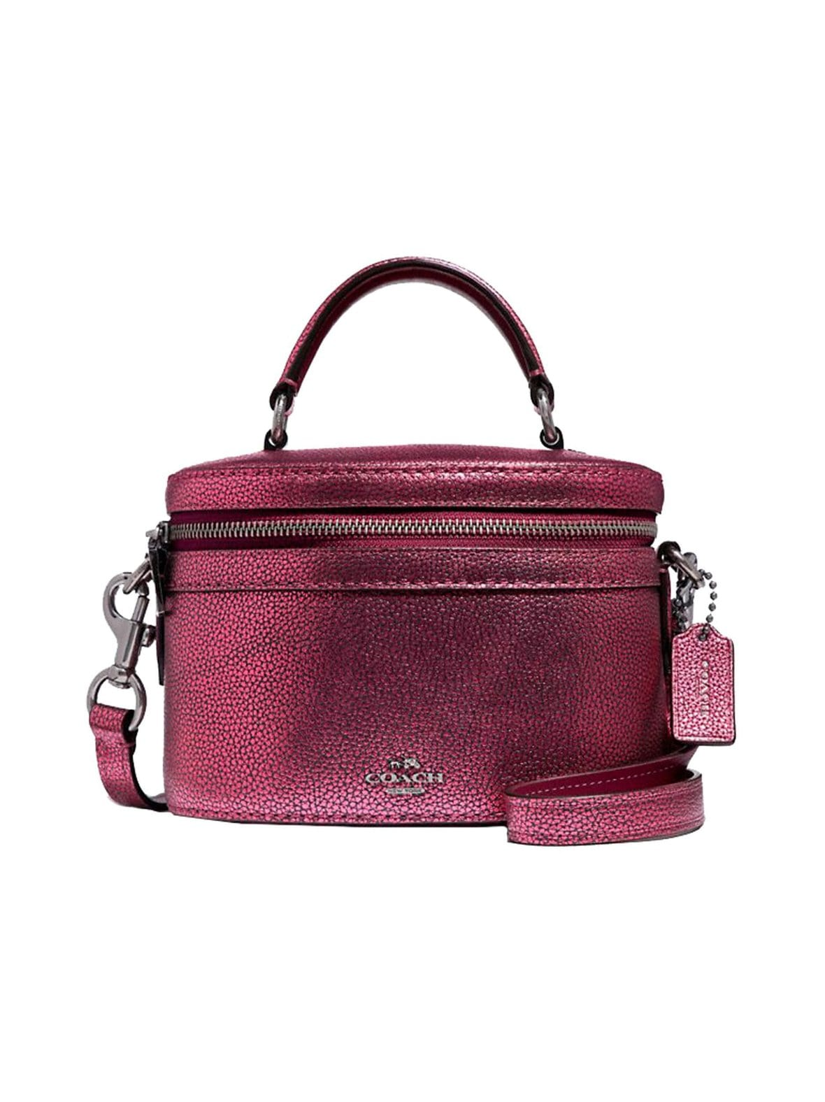 Coach – Metallic Trail Bag -nahkalaukku