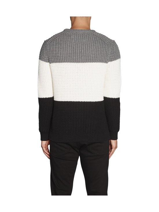 Calvin Klein Jeans - Textured Striped -neule - BAE CK BLACK | Stockmann - photo 5