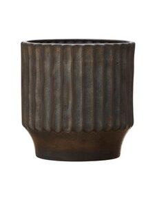Wikholm Form - Emmylo S -ruukku 14 x 14 cm - BROWN MELANGE | Stockmann