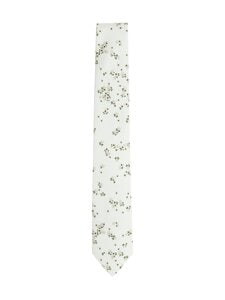 Ted Baker London - Dusta Floral Printed -silkkisolmio - 37 MINT | Stockmann