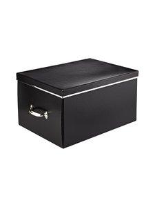 Bigso Box - Säilytyslaatikko - MUSTA | Stockmann