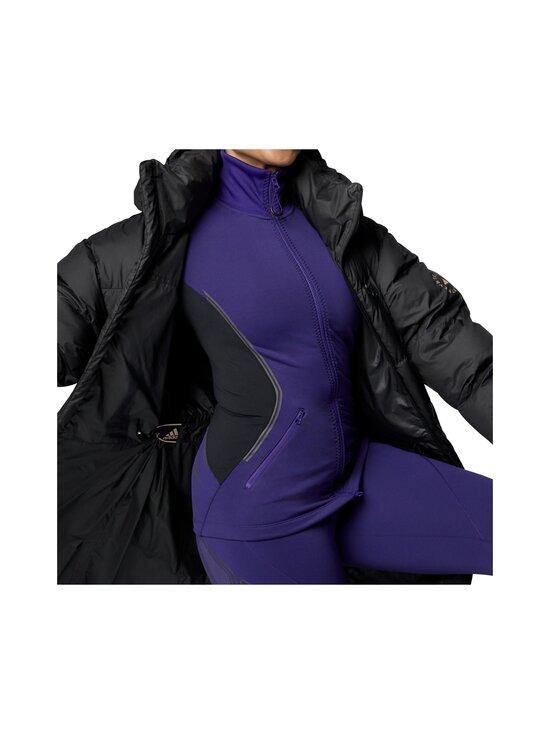 adidas by Stella McCartney - TruePace Midlayer Jacket COLD.RY -treenitakki - COLLEGIATE PURPLE / BLACK | Stockmann - photo 8