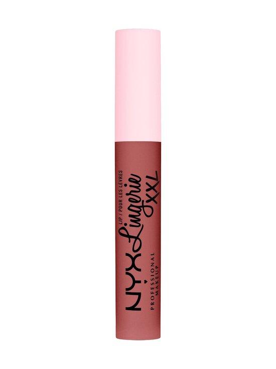 NYX Professional Makeup - Lip Lingerie XXL Matte Liquid - nestemäinen huulipuna 4 ml - 05 STRIP'D DOWN | Stockmann - photo 1