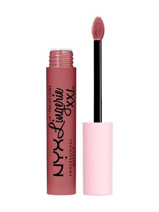NYX Professional Makeup - Lip Lingerie XXL Matte Liquid - nestemäinen huulipuna 4 ml - 05 STRIP'D DOWN | Stockmann - photo 2