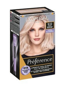 L'Oréal Paris - Préférence Cool Blondes -hiusväri - null | Stockmann