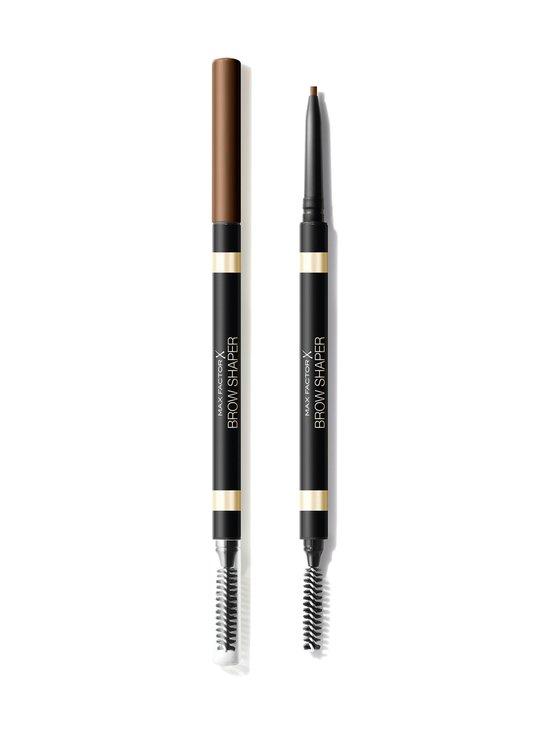 Max Factor - Brow Shaper Mechanical Pencil -kulmakynä - 20 BROWN   Stockmann - photo 1