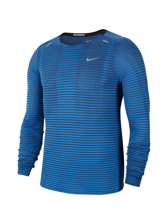 Nike - TechKnit Ultra -juoksupaita - PACIFIC BLUE/OBSIDIAN/REFLECTIVE SILV | Stockmann - photo 1
