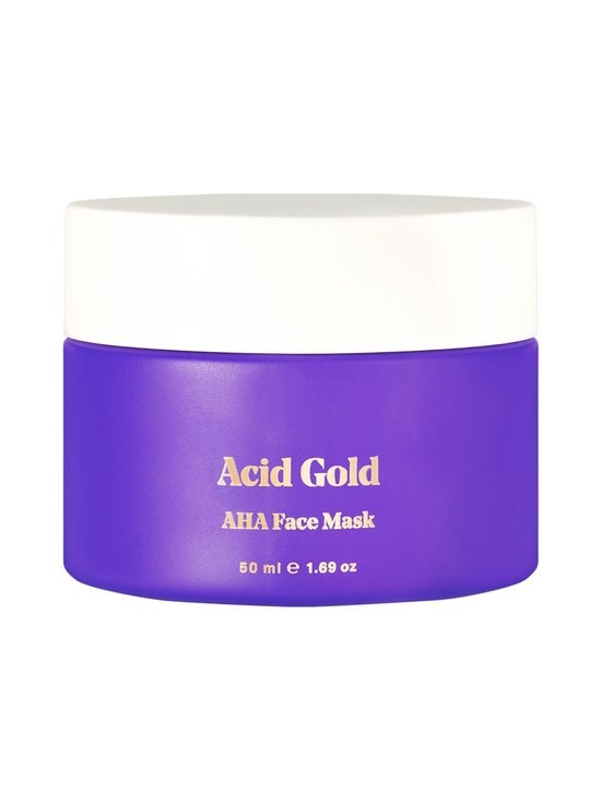 Bybi Beauty - Acid Gold AHA Face Mask -kasvonaamio 50 ml - NOCOL   Stockmann - photo 1