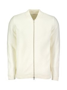 Knowledge Cotton Apparel - Field-neuletakki - 1007 STAR WHITE | Stockmann